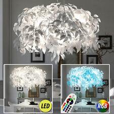 LED RVB LUMINAIRE PLAFOND feuilles ess chambre Changeur de couleur couvrir