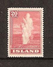 ICELAND # 204 MHR GEYSER