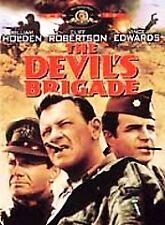 The Devils Brigade (DVD, 2002) RARE !!