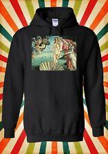 The Birth Of Venus Greek Mythology Men Women Unisex Top Hoodie Sweatshirt 1717