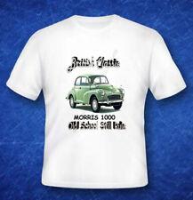 """BRITISH CLASSIC Morris 1000, 1953, """"Old School encore la règle"""" amateurs T Shirt"""