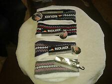 Ladies Rock Jock Fair Isle Headband Earwarmers