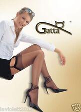Gatta Calze Stretch 2 Paar Strümpfe für den Strapsgürtel