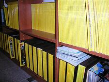 National Geographic us-suplementos 1960-1976 Deut. 1999-2007 números 1999-2009 selección