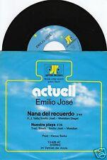 EMILIO JOSÉ Nana Del Recuerdo 45