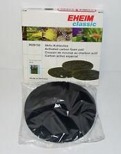 Eheim 2628150 Clásico 2215 Carbono almohadillas de espuma X3 Acuario