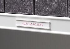 Etichetta autoadesiva supporti per le Scuole & librerie alta 15mm larghezza 80mm PK = 100
