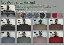 Commercial Carpet Tile - 50 oz - Easy! - Style: Velour