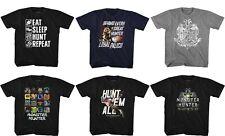 Monster Hunter Video Game Licensed Youth T-Shirt