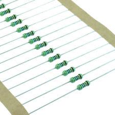 1/4W 0.25W Metal Film Resistor ±1% 1 Ohm to 1K Ohm