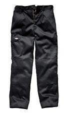 Dickies WD884 Redhawk Super Work Trousers Black Navy Blue Cargo Style Pants