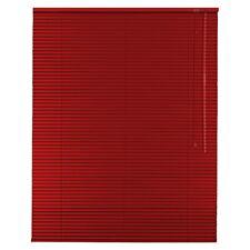 Alu Jalousie Aluminium Jalousette Jalusie Schalusie - Höhe 230 cm rot