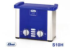 Elmasonic S10 H Pulitori ad ultrasuoni con Riscaldamento 0,8 lt. Bagno a da Elma