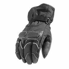 Mens Full Textile Biker Motorcycle Motorbike Waterproof Gloves All Seasons