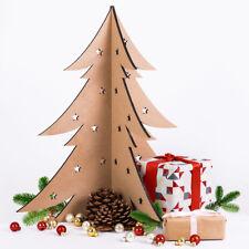 """KLEINLAUT """"Weihnachtsbaum"""" aus Holz ver. Größen Weihnachten Deko Geschenk X-Mas"""