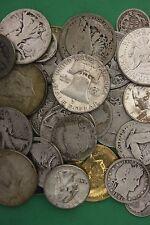 MAKE OFFER 4 Troy Pounds Preppers Survival Junk 90% Silver Coins Barter Bullion