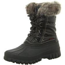 NEU Skechers Damen Stiefeletten 49823 BLACK schwarz 370211