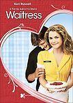 Waitress (DVD, 2009, Widescreen; Spa Cash)