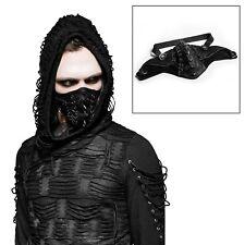 PUNK RAVE Killer Punk Mask Gothic Maske Leder Maske Leather Mask URBAN GUERILLA
