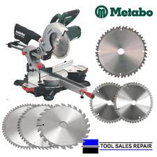 Metabo Chop Saw Circular Mitre Saw Blade 216mm x 30mm