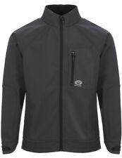 Animal Yukon Softshell Jacket in Asphalt Grey