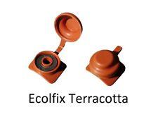 Fissaggi (legno o ferro) per LASTRA COPPO 184x98 cm TERRACOTTA