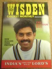 WISDEN - BOTHAM BAN - July 1986 Vol 8 # 2