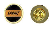 Triumph SPRINT Logo Clutch Pin Badge Choice of Gold/Silver