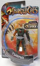 Thundercats 4 inch Action Collectible Figure Tygra, NIP by Bandai