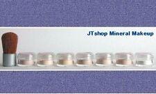 Jtshop SUPERIOR minerale Foundation (8 pezzi Kit di esempio) tutte naturali polvere vegan
