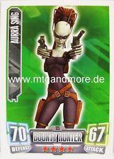 Aurra Sing #125 - Force Attax Serie 2
