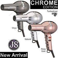 ETI Turbodryer 2000, Proffesional Hair Dryer Chrome Limited Edition