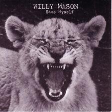 WILLY MASON Save EDIT & INSTRUMENTAL PROMO DJ CD single
