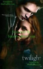 Twilight Movie: Classic Bella & Edward Photo Print Ad!
