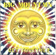 BIG MOUNTAIN Get Together EDITS & SPANISH VERSION PROMO CD single Todo mundo de