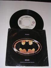 "PRINCE : Batdance - Original 1989 US 2-track vinyl 7"""