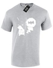 Pikachu Bat Uomo T shirt Uomo Ash Pokemon Gengar Supereroe fan regalo S - 5XL
