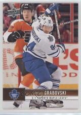 2012-13 Upper Deck #176 Mikhail Grabovski Toronto Maple Leafs Hockey Card
