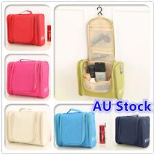 Travel Toiletry Bag Cosmetic Makeup Wash Organiser Large Storage Hanging Hook