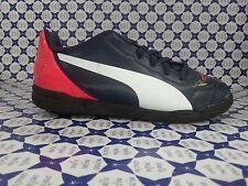 Scarpe Calcetto Puma Jr. EvoPower 4.2 TT -- Blu/Rosa -- 103231  276