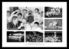 Leeds United 1960s 1970s Don Revie Years Photo Memorabilia (MU6)