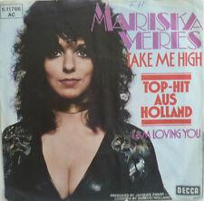 "7"" RARE! MARISKA VERES (= SHOCKING BLUE ) Take Me High"