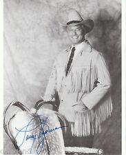 "Larry Hagman  TV Star of ""Dallas"" 8"" x 10"" Autographed Photo Reprint"