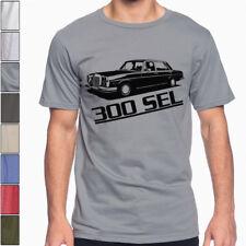 Mercedes W109 300 SEL SOFT Cotton T-Shirt Multi Colors & Sizes Amg W108