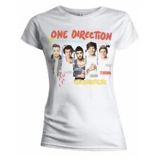 One Direction Ladies Tee: Individual Shots