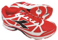 DUCATI Diadora MOTO GP TEAM REPLICA Zapatillas de Deporte Zapatos rojo NUEVO