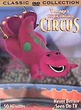 Barney - Barney's Super Singing Circus, Good DVD, ,