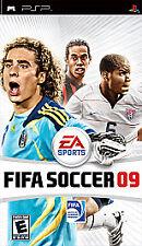Sony PSP : FIFA Soccer 09 VideoGames