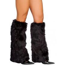 Sexy Roma Costume Women's Faux Fur Leg Warmer ROC121