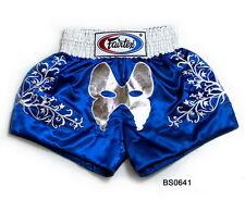 Fairtex Shorts Muay Thai Boxing Satin Bs0641 Masquerade Muaythai Kick Mma Sport